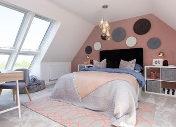 "Thumbnail 5 bed detached house for sale in ""Moorecroft"" at Torry Orchard, Marston Moretaine, Bedford"