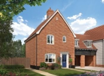Thumbnail 3 bed link-detached house for sale in Church Hill, Saxmundham, Suffolk
