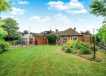 Thumbnail 3 bedroom detached bungalow for sale in Kingsway, Mildenhall, Bury St. Edmunds