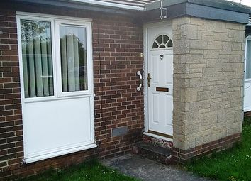 Thumbnail 1 bed bungalow to rent in Jubilee Court, Annitsford