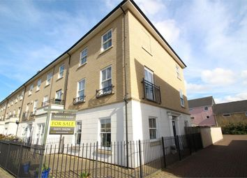 Thumbnail 5 bedroom town house for sale in Bonny Crescent, Ipswich