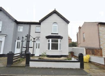 Thumbnail 3 bed semi-detached house for sale in Milton Road, Tranmere, Wirral