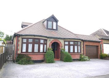 Thumbnail 4 bed detached bungalow for sale in The Meadway, Cuffley, Potters Bar