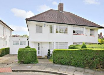 Thumbnail 4 bed semi-detached house for sale in Hutchings Walk, Hampstead Garden Suburb, London