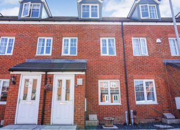 Thumbnail 3 bed town house for sale in Kerridge Drive, Warrington
