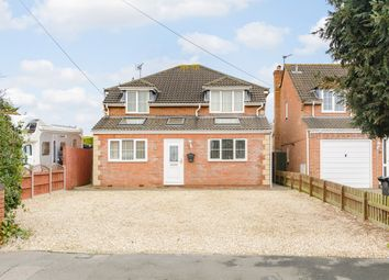 Thumbnail 4 bedroom detached house for sale in Church Walk South, Swindon, Swindon