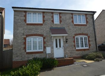 Thumbnail 4 bed detached house for sale in Mattick Mead, Chilcompton, Radstock