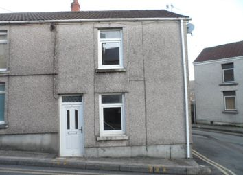 Thumbnail 2 bed semi-detached house to rent in Alltygrug Road, Ystalyfera, Swansea
