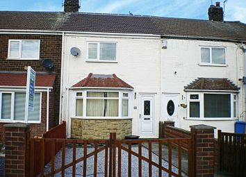 Thumbnail 2 bedroom terraced house to rent in Woodhall Street, Hull