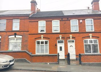 Thumbnail 3 bed terraced house for sale in Oak Road, West Bromwich, West Midlands
