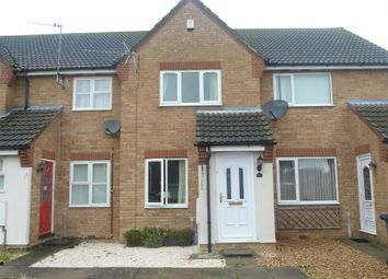 Thumbnail 2 bedroom terraced house for sale in Orchard Close, Warboys, Huntingdon
