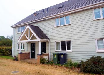 Thumbnail 3 bed terraced house to rent in Fairway Drive, Watton, Thetford