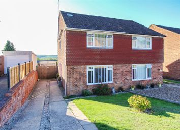 Thumbnail 4 bed semi-detached house for sale in Chestnut Drive, Sturry, Canterbury