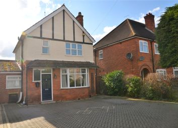 Thumbnail 3 bed detached house for sale in Westwood Road, Tilehurst, Reading, Berkshire