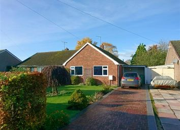 Thumbnail 2 bed semi-detached bungalow for sale in Roden Grove, Wem
