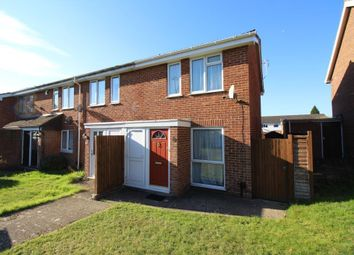 Thumbnail 2 bedroom end terrace house for sale in Sharnwood Drive, Calcot, Reading