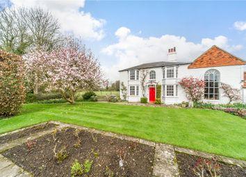 Thumbnail 4 bed detached house for sale in Carpenters Lane, Hadlow, Tonbridge, Kent