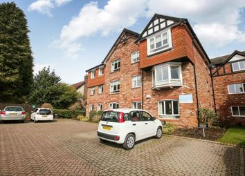 Thumbnail 2 bed flat for sale in Canterbury Grange, 18 Grove Avenue, Wilmslow, Cheshire