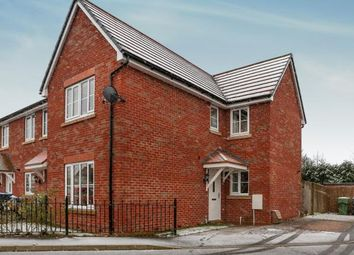 Thumbnail 3 bed end terrace house for sale in Forge Close, Catshill, Bromsgrove, Worcestershire