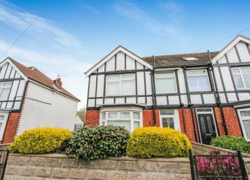 Thumbnail 3 bedroom semi-detached house for sale in Claremont Road, Southampton