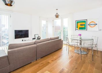 Thumbnail 1 bed flat to rent in Hutley Wharf, Branch Place, De Beauvoir