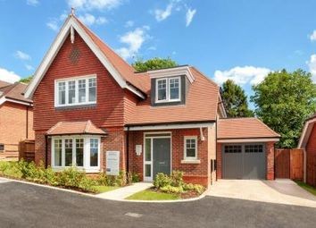 Thumbnail 4 bed detached house for sale in Nower Close, Epsom