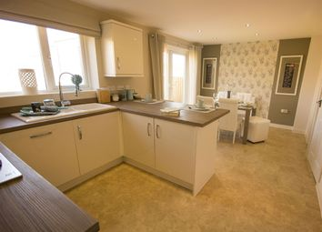 "Thumbnail 4 bed detached house for sale in ""The Roseberry"" at Ward Road, Clipstone Village, Mansfield"