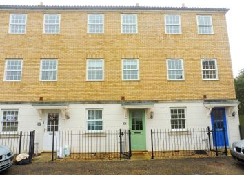 Thumbnail 3 bed town house for sale in Brookfield Way, Lower Cambourne, Cambridge