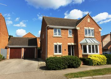 4 bed detached house for sale in Walkers Way, Wootton, Northampton NN4