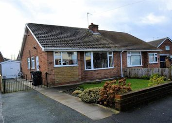 Thumbnail 2 bed semi-detached bungalow for sale in Fairway, Selby