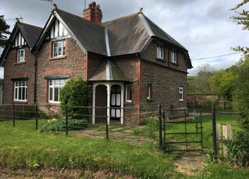 Thumbnail 3 bed cottage to rent in Yew Tree Cottages, Bacton, Herefordshire