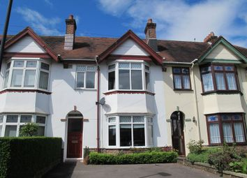 Thumbnail 3 bed terraced house to rent in Priory Road, Southampton
