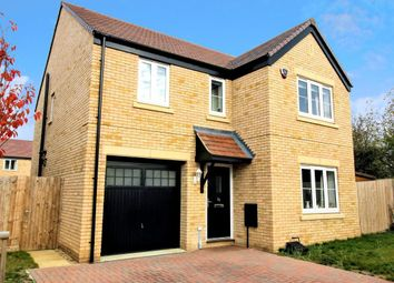 Thumbnail 4 bed detached house to rent in Apple Tree Close, Fenstanton, Huntingdon