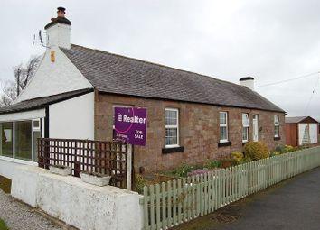 Thumbnail 4 bed cottage for sale in Brownmuir Cottage Kirtlebridge, Lockerbie, Dumfriesshire.