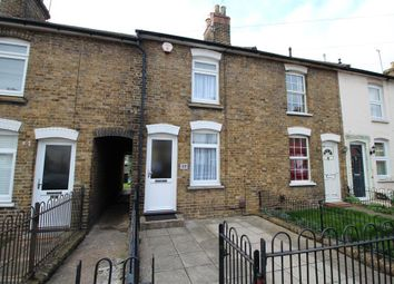 Portland Place, Snodland ME6. 2 bed terraced house