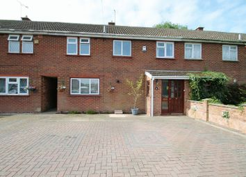 Thumbnail 3 bed terraced house for sale in Knights Close, Eaton Bray, Bedfordshire