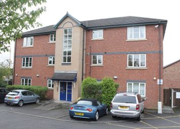 Thumbnail 2 bed flat for sale in Station Road, Wilmslow, Cheshire