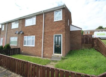 Thumbnail 3 bed semi-detached house to rent in Keats Close, Stanley