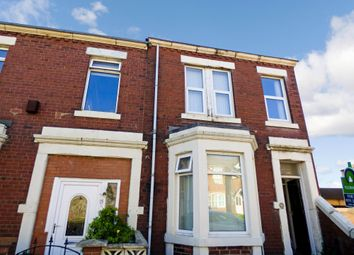 Thumbnail 3 bed flat for sale in Armstrong Road, Willington Quay, Wallsend