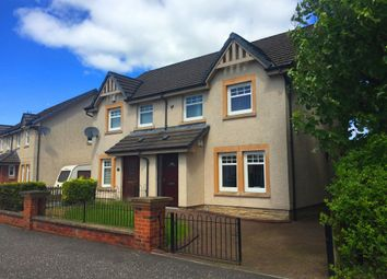 Thumbnail 3 bedroom semi-detached house for sale in Rye Road, Glasgow