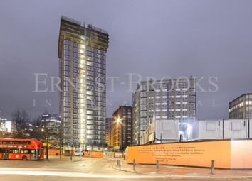 Thumbnail 1 bed flat for sale in Blackwall Reach, Prestage Way, Poplar