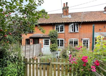 Thumbnail 2 bed terraced house for sale in East Row, Holbrook, Ipswich