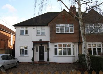 Thumbnail 4 bed semi-detached house for sale in High Road, Cookham