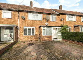 3 bed terraced house for sale in Arliss Way, Northolt, Middlesex UB5