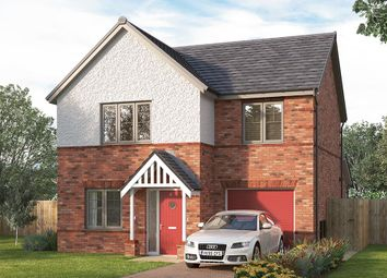 "Thumbnail 3 bed detached house for sale in ""The Melton"" at Pennyfine Road, Sunniside, Newcastle Upon Tyne"