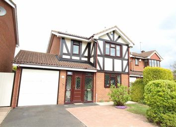 Thumbnail 3 bed detached house for sale in Overfield Drive, Sedgmoor Park, Bilston