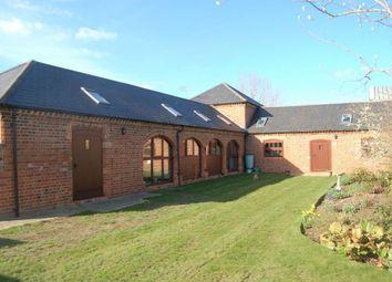 Thumbnail 3 bedroom barn conversion for sale in White Lodge Farm Barn, Walgrave, Northampton