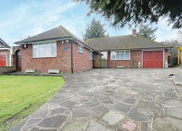 Thumbnail 2 bed detached bungalow for sale in Windrush Close, Ickenham