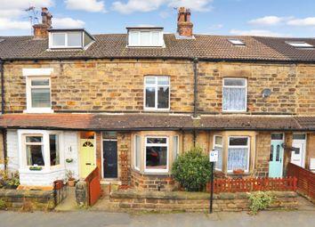 Thumbnail 3 bed terraced house for sale in Newnham Terrace, Harrogate
