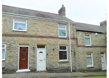 Thumbnail 2 bed terraced house for sale in Wear Street, Newcastle Upon Tyne
